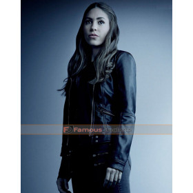 Agents of Shield Elena Yo Yo Rodriguez Leather Jacket