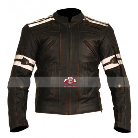 Men's Biker Vulcan Vtz-910 Street Leather Jacket