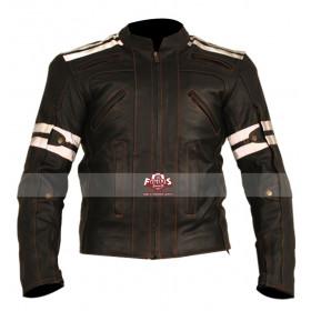 Men's Biker Vulcan Vtz-910 Street Leather Jacket