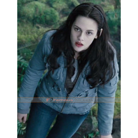 Bella Swan Twilight Blue Denim Jacket