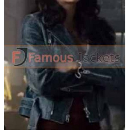 Fast And Furious 7 Michelle Rodriguez (Letty Ortiz) Jacket