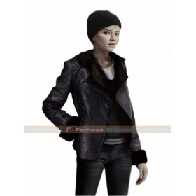 Survival Game Detroit Become Human Kara Jacket