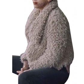 Killing Eve Villanelle  Shearling Fur Jacket