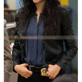 Brooklyn Nine-Nine Stephanie Beatriz Leather Jacket