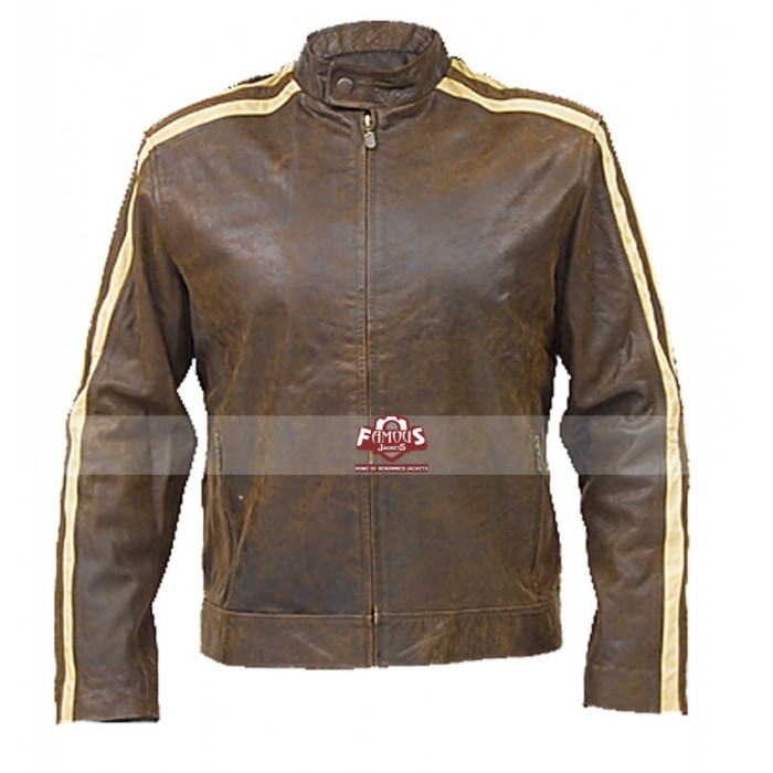 An Exclusive Range of Men's Leather Jackets, Coats & Vests is Up on the Shelves at Leather Jacket Shop. Made with the Finest Quality, Full Grain Leather.