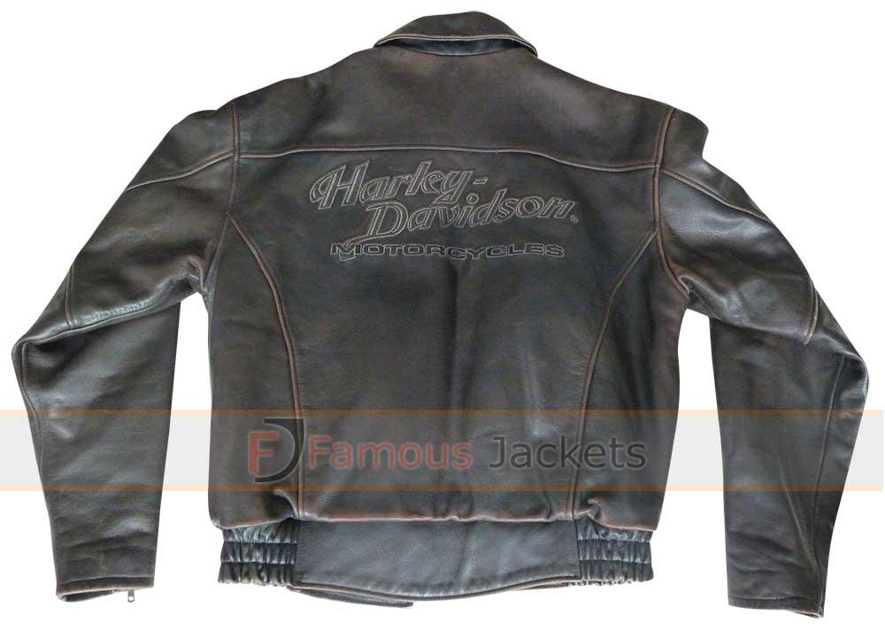 Harley davidson leather jackets uk