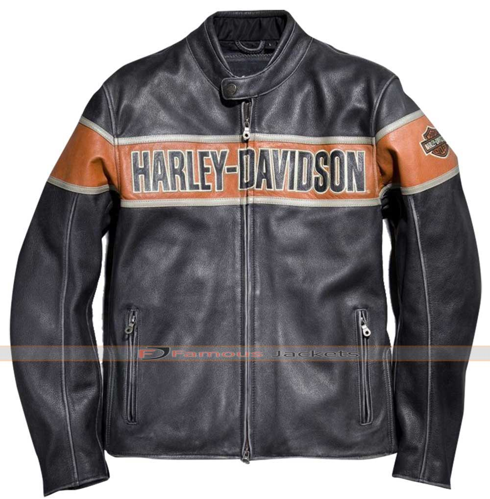 Harley davidson leather jackets uk
