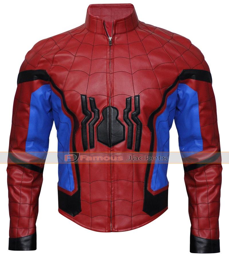 4b42d1b32 Spiderman Homecoming Michael Keaton (Vulture) Jacket