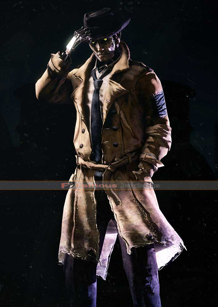 Fallout 4 Nick Valentine Trench Coat 139 Add To Cart Add