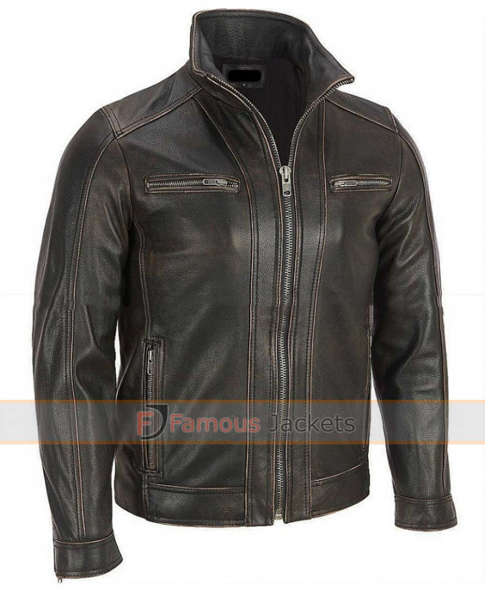 Leather jackets design