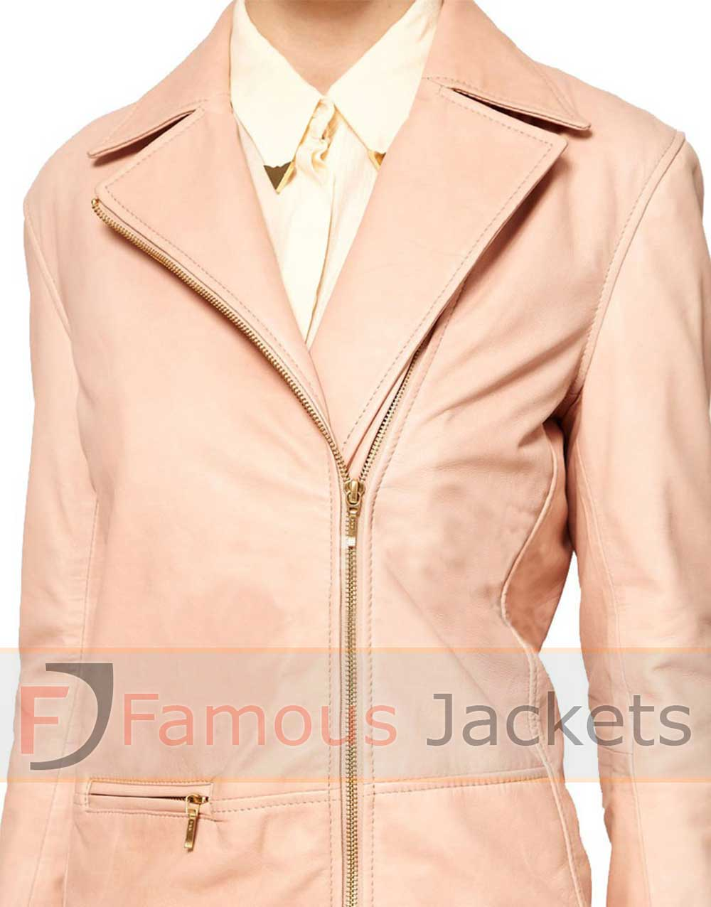 Grease 2 Michelle Pfeiffer Pink Ladies Reversible Satin Jacket Costume